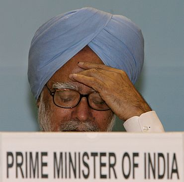 The prime minister had staked his last government on the India-US nuclear deal