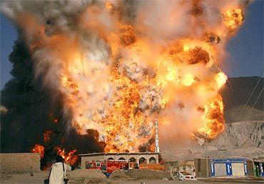 Furious Pakistan slams deadly US drone strikes