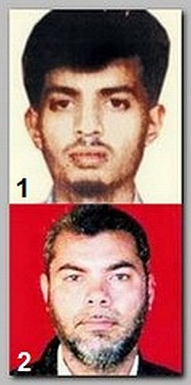 The Bhatkal brothers: (Above) Riyaz Bhatkal (Below) Iqbal Bhatkal