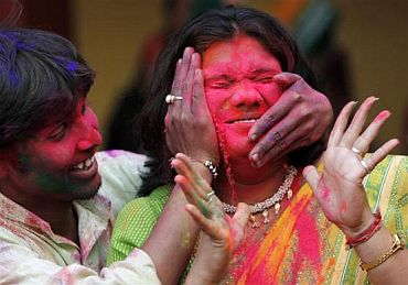 PHOTO Album: The colours of Holi