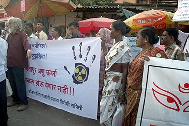 Hundreds of people from all sections of society participated in the protest march