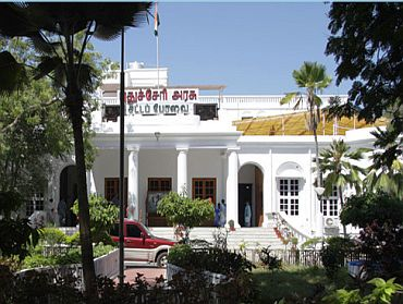 The Puducherry Assembly