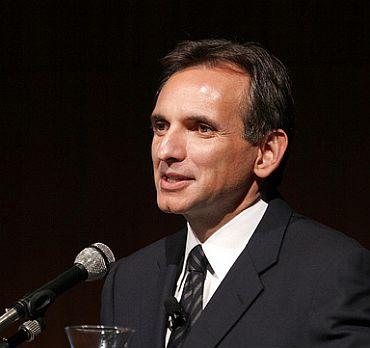 Former US Ambassador to Mexico Carlos Pascual