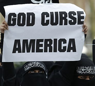 Anti-American protests are now common in the Islamic world