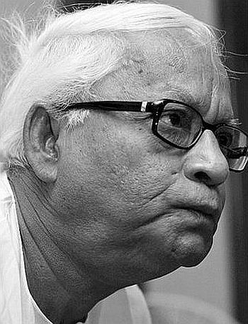 File photo of West Bengal Chief Minister Buddhadeb Bhattacharjee