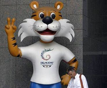 Rs 16000,000,000: Amount splurged for CWG