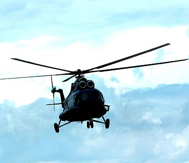 Arunachal CM's helicopter is still missing