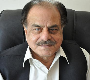 Former ISI chief Hamid Gul