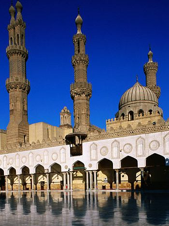 Cairo-based Al-Azhar