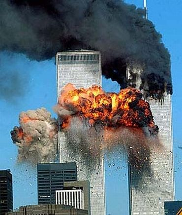 bin Laden masterminded the deadly 9/11 terror attacks on New York