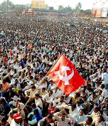 A Left Front rally