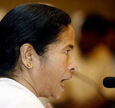 File photo of Mamata Bannerjee