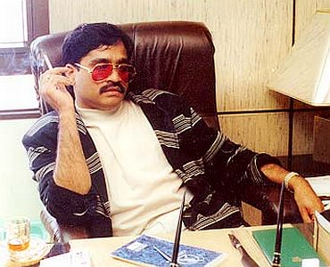 Fugitive don Dawood Ibrahim
