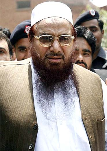 The LeT's Hafiz Saeed