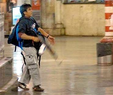26/11 terrorist Ajmal Kasab