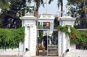 Puducherry Raj Bhavan