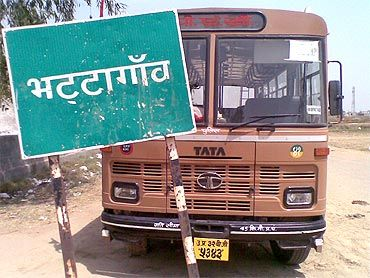 Bhatta Parsaul village