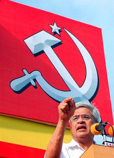 CPI-M chief Prakash Karat