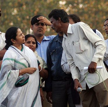 Mamata: The Bengali street-fighter