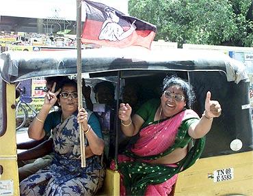 Jayalalithaa: Tamil Nadu's comeback queen