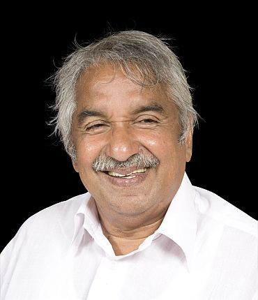 Congress leader Ommenn Chandy