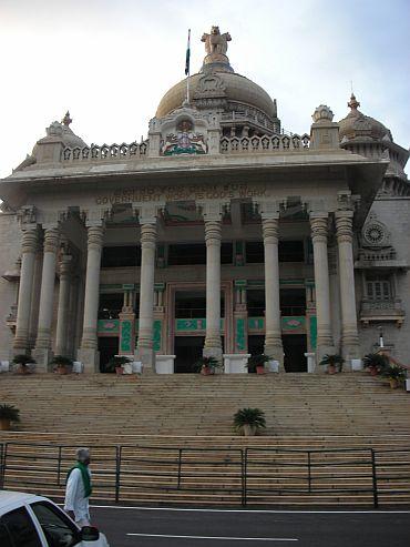 The Karnataka assembly