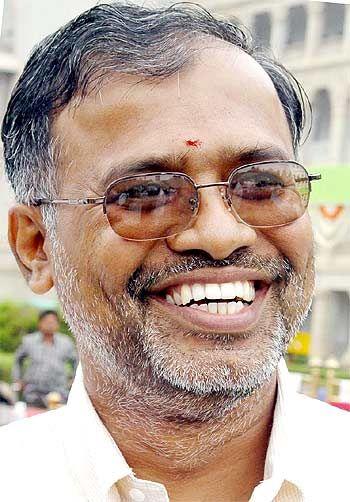 Law Minister Suresh Kumar