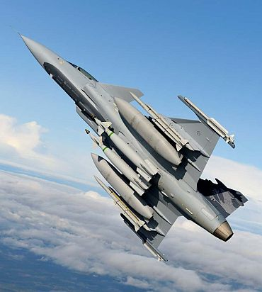 Why Gripen is grumbling