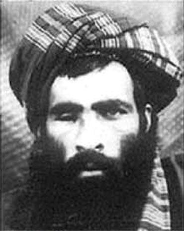 Taliban leader Mullah Muhammad Omar
