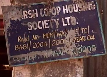 Adarsh Housing Society in Colaba, Mumbai