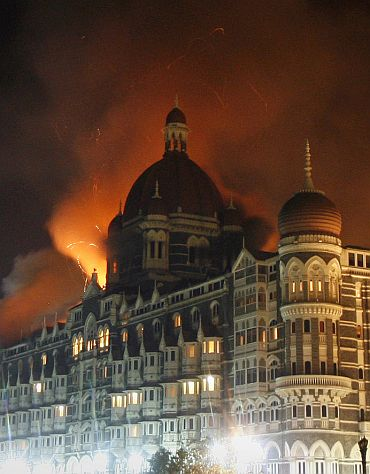 'Indians deserved 26/11, Rana had told Headley'