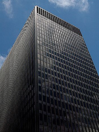 Chicago's Dirksen Federal Building