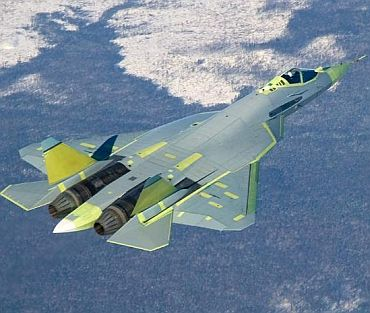 The T50 prototype