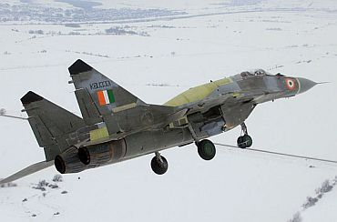 IAF's modernised MiG-29UPG