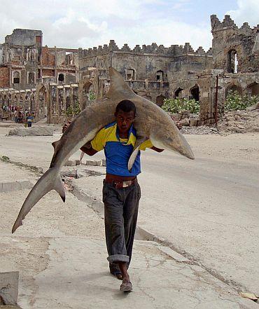 Rank 153: Somalia