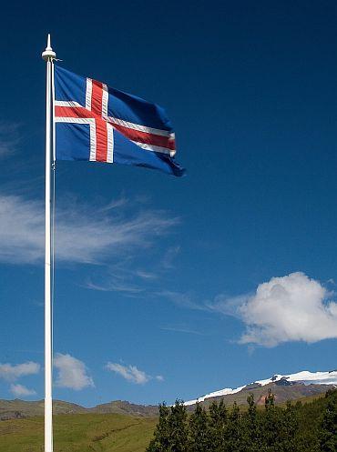 Rank 1: Iceland