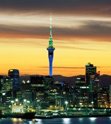 Rank 2: New Zealand