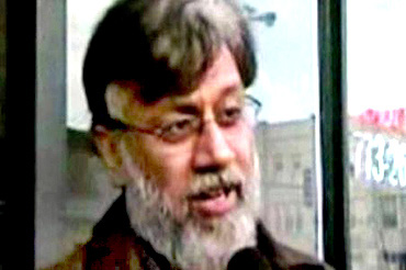 Tahawwur Rana, Headley's co-conspirator in the 26/11 terrorist attacks