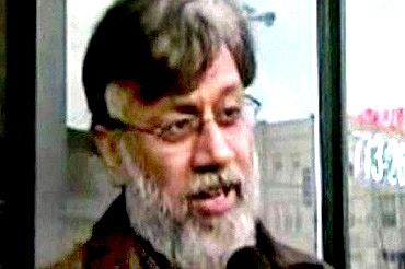 Tahawwur Rana who is being prosecuted in a Chicago court for his involvement in 26/11