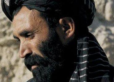 Afghan Taliban chief Mullah Omar