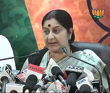 Sushma Swaraj