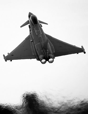 EADS's Eurofighter Typhoon