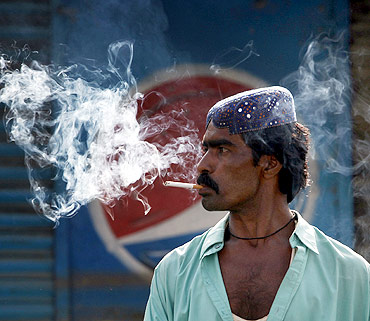 The consumption of tobacco claims over 1,00,000 lives annually in Pakistan