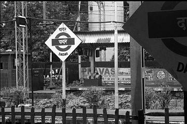 Mumbai's Dadar station