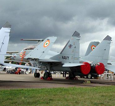 The MiG-29K