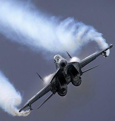 MiG-29K Fulcrum-D