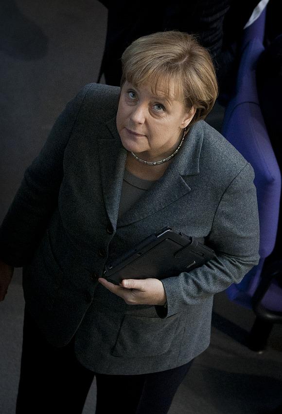 Angela Merkel, Chancellor of Germany