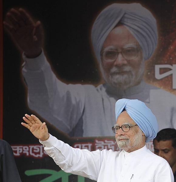 Dr Singh an 'incorruptible' economist