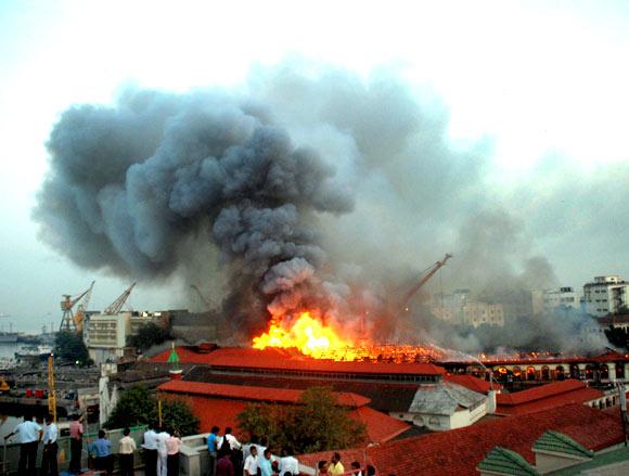 Mumbai fire brigade tenders dating 8