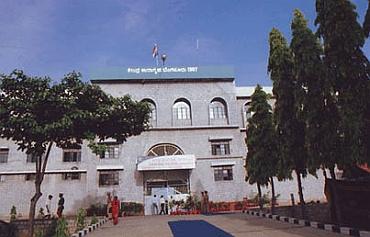 Banglore central prison